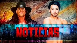 Download Noticias de WWE || ¿Undertaker con Muletas?, Hideo Itami se Lesiona Video