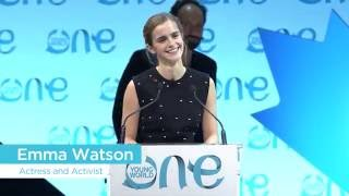 Download Emma Watson - One Young World 2016 Video