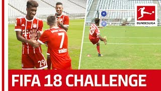 Download Ribery Bringing French Magic For Bayern - EA Sports FIFA 18 Bundesliga Free Kick Challenge Video