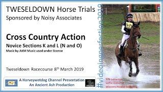 Download Tweseldown Horse Trials 2019: Novice Cross Country Video