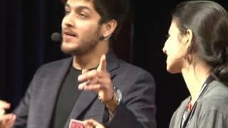 Download Creativity and innovation through MAGIC | NEEL MADHAV | TEDxChristUniversity Video