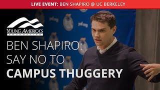 Download Ben Shapiro LIVE at UC Berkeley (Lecture starts at 29:08) Video
