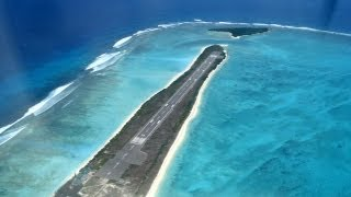 Download Agatti Island Airport, Lakshadweep, India Video