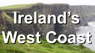 Download Ireland's West Coast: Galway to Cliffs of Moher, to Dingle Video