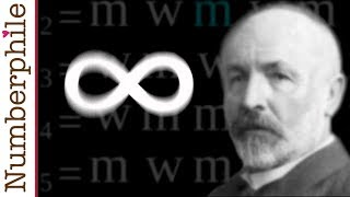 Download Infinity is bigger than you think - Numberphile Video