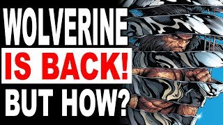 Download How Wolverine Got Out Of His Adamantium Shell! (Hunt For Wolverine #1) Video