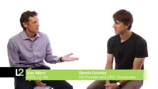 Download Dennis Crowley on Foursquare and Swarm Video