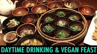 Download Daytime Drinking & Vegan Food in Korea (KWOW #146) Video