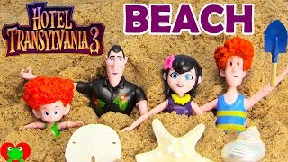 Download Hotel Transylvania 3 Beach Treasure Hunting Summer Vacation Video