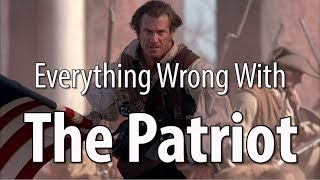 Download Everything Wrong With The Patriot In 16 Minutes Or Less Video