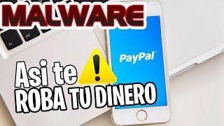 Download Este M4LWARE R0BA Dinero de tu Cuenta de PayPal / Cuidado ⚠️ Video