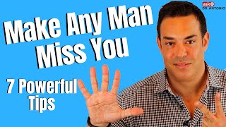 Download How to Make any Man Miss You - 7 Steps that Always Work! Video