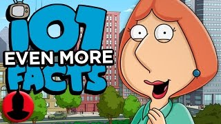 Download 107 Even MORE Family Guy Facts - Family Guy Week! (ToonedUp #189) | ChannelFrederator Video