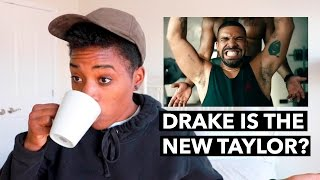 Download Drake Is The New Taylor Swift, Kanye Is Paranoid, and Gucci Is Someone's Fiancé Now Video