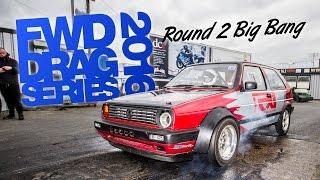 Download Round 2 2016 FWD Drag Series - Big Bang Video