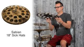 Download Unboxing some awesome new Sabian Cymbals! Video