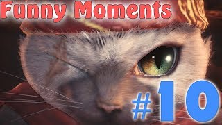 Download MONSTER HUNTER WORLD IN A NUTSHELL | Best of MHW | FUNNY MOMENTS #10 Video