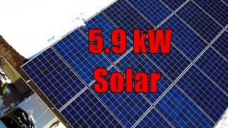Download Kman's 6kW Solar install by Next Energy Solution Video