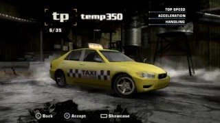 Download Hex-editing NFSMW for the PS2 [a tutorial(?) video of sorts] Video