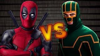 Download Deadpool VS Kick Ass | Batalla de Rap | Rouchy & Sonic | Español Video