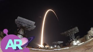 Download Impresionante video de nave espacial dejando la tierra. Video