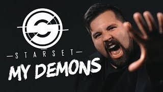 Download MY DEMONS - Starset (Cover by Caleb Hyles and Jonathan Young) Video