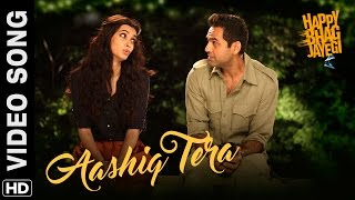 Download Aashiq Tera (Official Song) | Happy Bhag Jayegi | Diana Penty, Abhay Deol, Ali Fazal, Momal Video