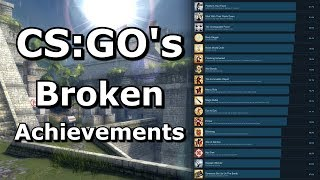 Download Are CS:GO's Achievements Still Achievable? Video