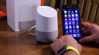 Download Does Google Home work with iPhone Video