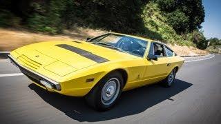 Download 1975 Maserati Khamsin - Jay Leno's Garage Video