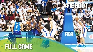 Download France v Philippines - Full Game - 2016 FIBA Olympic Qualifying Tournament - Philippines Video