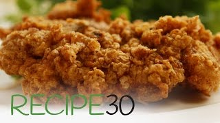 Download Forget KFC - Watch This! - Incredible Fried Chicken Paprika recipe - By RECIPE30 Video