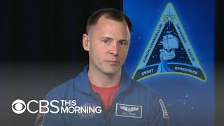 Download American astronaut Nick Hague talks Soyuz rocket failure Video