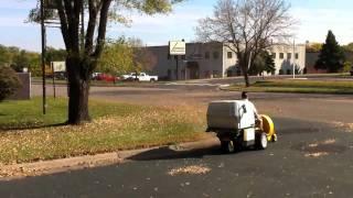 Download Walker Hurricane Debris Blower Video