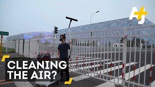 Download Artist Vacuumed Beijing's Smog For 100 Days Video