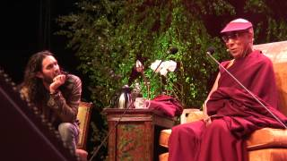 Download His Holiness the Dalai Lama Meets Russell Brand Video