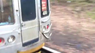 Download Staten Island Railway: Super Express Tottenville R44 Flying By Grasmere Video