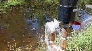 Download How to build a RAM PUMP Video