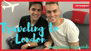 Download TRAVELING TO LONDON   Norwegian Airlines   TRAVEL VLOG Video