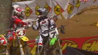 Download JS VS RC 2007 AMA Motocross Budds Creek PT 1 Video
