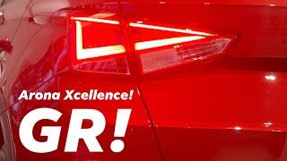 Download ARONA XCELLENCE ROJO DESEO / GRIS MAGNÉTICO con GR - GUSTAVO REYES Video