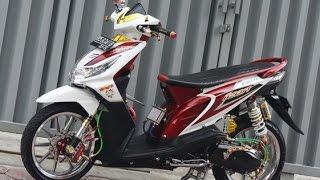 Download Motor Trend Modifikasi | Video Modifikasi Motor Honda Beat Velg Racing Simple Terbaru Video