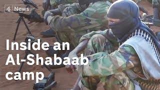 Download Inside an Al-Shabaab training camp Video