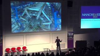 Download Brian Cox Lecture - GCSE Science brought down to Earth Video