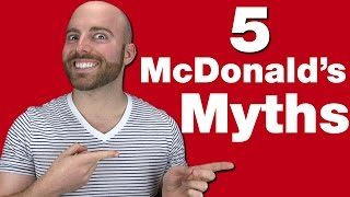 Download 5 McDonald's Myths You Probably Still Believe! Video