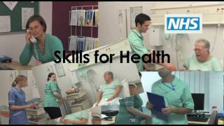 Download SKILLS FOR HEALTH - NHS TRAINING VIDEO Video