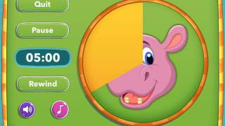 Countdown Timer for Kids - 10 minutes Free Download Video MP4 3GP