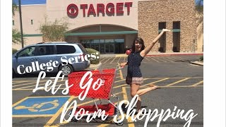 Download College Series: Let's Go Dorm Shopping! Video