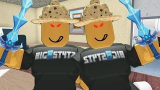Download DOUBLE MURDERER! (Roblox Murder Mystery 2) Video