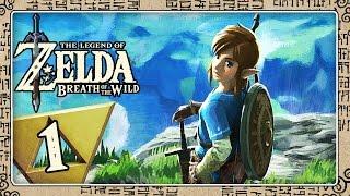 Download THE LEGEND OF ZELDA BREATH OF THE WILD Part 1: Die Wildnis ruft, Link! Öffne deine Augen! Video